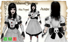 [MF] Mesh Alice scary puppet AVATAR (boxed)