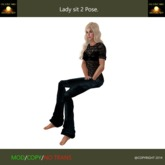 Sit lady 2