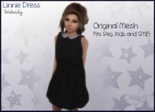 Linnie Dress - Wednesday