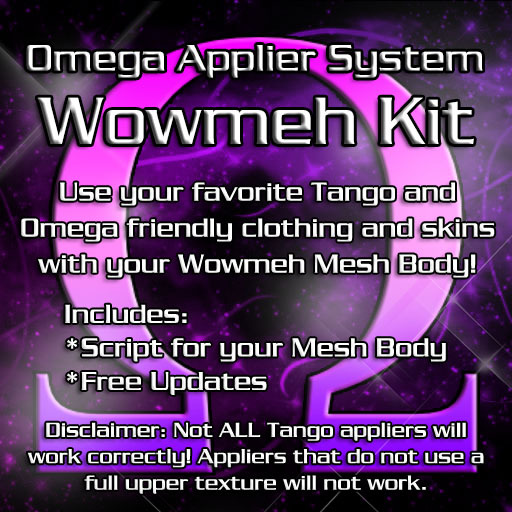 Omega System Kit for Wowmeh