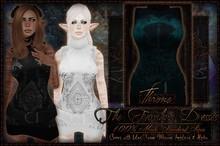 :[P]:-Farahna Dress:// Throne
