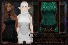 :[P]:-Farahna Dress:// Garden