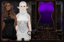 :[P]:-Farahna Dress:// Purplefade