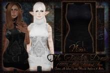 :[P]:-Farahna Dress:// Noir
