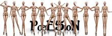 *PosESioN* Woman Model Set