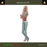 wall lean one