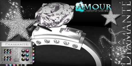 :Diamante: Amour - Diamond Solitaire - No Trans Version!!!!