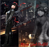 NS::  Miau Girl Outfit
