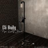 =EliBaily= Pipe Lamp_Black