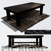 =EliBaily= Table n Rug_Dark