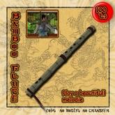 Bamboo Flute >>Tokuno Wind<<