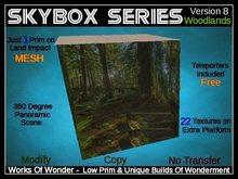 Woodlands Skybox ~Mesh~