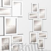 =EliBaily= Photo Frames_White