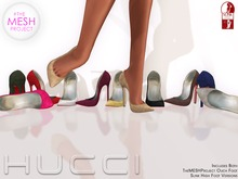 ::HH:: Hucci Jacmel Pump Suede - Collection