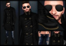 (MALE COMPLETE OUTFIT) CRUEL AND TRUTH