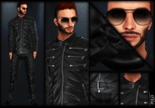 (MALE COMPLETE OUTFIT) SO RUDE