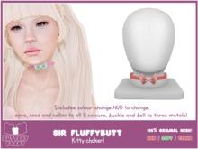 .:Buttery Toast:. Sir Fluffybutt - Red (100% original mesh)