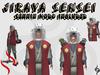 Jiraiya Sensei Mesh Avatar (Normal & Sage mode)