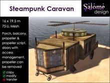 Steampunk Caravan ** Autumn Promo **