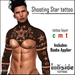 Inkside Tattoos - Shooting Star Tattoo with lolas applier