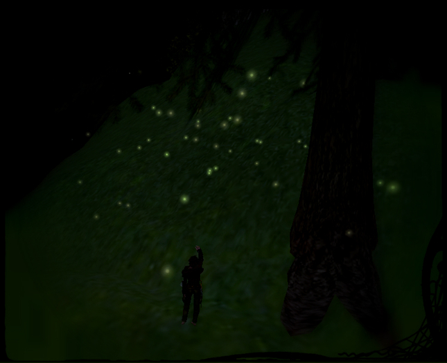 Fireflies for All - Includes wearable Jar of Fireflies also - Updated 10/19