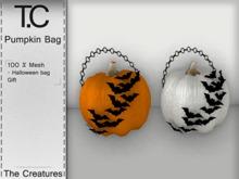 *T.C* Pumpkin Bag (wear)