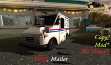 [B.A.I] 1999 Mailer