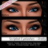 - MPP - Scripted Eyelashes - V4 - Medium - Pretty