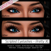 - MPP - Scripted Eyelashes - V4 - XL - Pretty