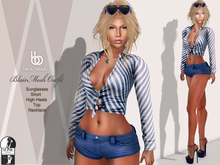Bens Boutique - Blair Mesh Outfit