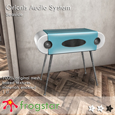 Frogstar - Orionis Audio System (Seaside)