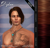 /Wasabi Pills/ Dylan MESH Hair - Reds Pack - DISCOUNTED