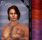 /Wasabi Pills/ Dylan MESH Hair - Candies Pack - DISCOUNTED