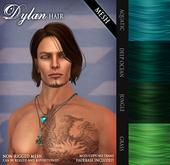 /Wasabi Pills/ Dylan MESH Hair - Nature Pack - DISCOUNTED
