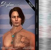/Wasabi Pills/ Dylan MESH Hair - Whites Pack - DISCOUNTED