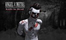 .:Angel of Metal:. Knife in Head