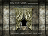 12718:Dec 10 - 31 x Seamless The Lost Temple Textures Set One - 1024 x 1024 Pixels