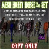 BBD - (BOX) - Hobby Horse 2nd Set (Copy Version)