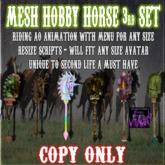 BBD - (BOX) - Mesh Hobby Horse 3rd Set (Copy Version)