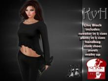 *KvH* Chic Black(Promo)
