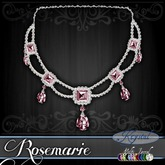 ::: Krystal ::: Rosemarie - Necklace (MultiJewel)
