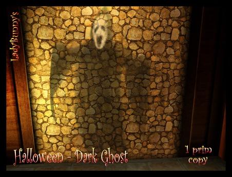 ~Hauntingly Halloween~Dark Ghost{Swaying}