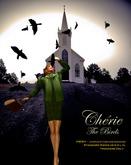 Cherie ~ The Birds Halloween Costume