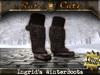 .:[RatzCatz]:. Ingrid's WinterBoots LightBrown Fitted MESH