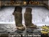 .:[RatzCatz]:. Ingrid's WinterBoots Beige Fitted MESH