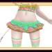 The Seventh Exile: Cake Cake Cake! Skirt - Melon