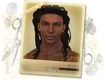 Aeros Hair Raul :: Naturals :: basic five