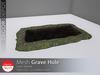 [DD] - FULL PERM  Grave Hole