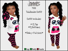.::SR::.Warm Jammies Panda