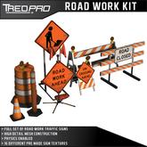 Tredpro Road Work Kit